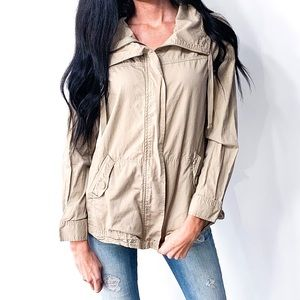 Rubbish Nordstrom Tan Trench Jacket